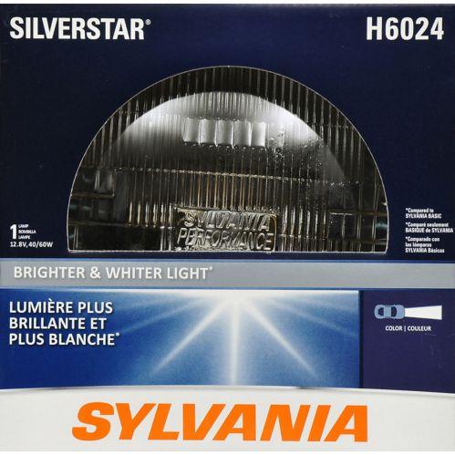 Silverstar Sealed Beams, H6024