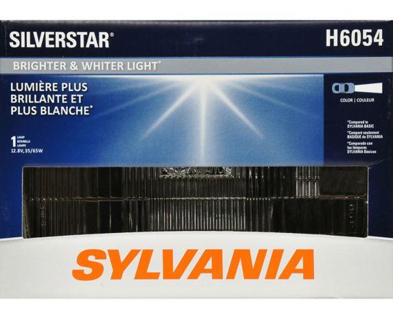 Phares scellés Silverstar, H6054