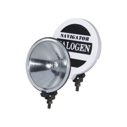 Round Driving Light Kit, 6-in