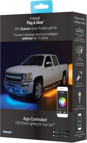 Smart Bumper/Puddle Light