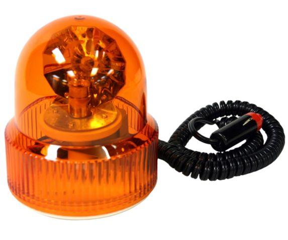 Gyrophare magnétique tournant, ambre Image de l'article