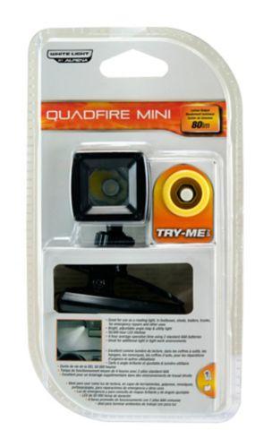 Minilumière utilitaire Alpena QuadFire
