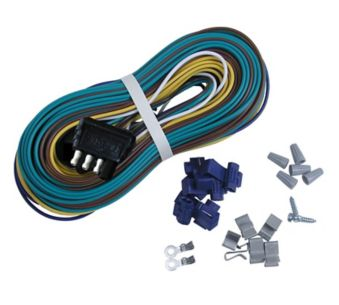 Optronics Wiring Harness Trailer Lighting Kit on