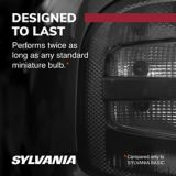 7443 Sylvania Long Life Mini Bulbs | Sylvania | Canadian Tire