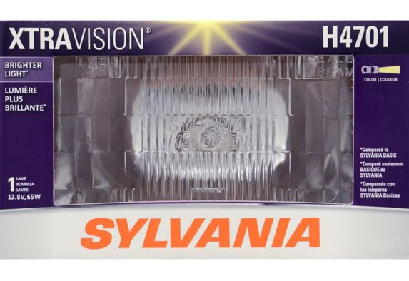 Phare scellé Xtravision, H4701