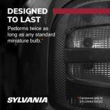 Ampoules miniatures de longue durée Sylvania 3157 | Sylvania | Canadian Tire