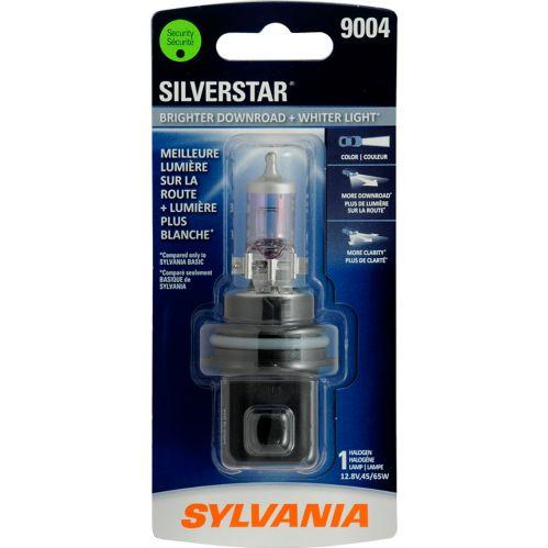 9004 Sylvania SilverStar® Headlight Bulb, 1-pk