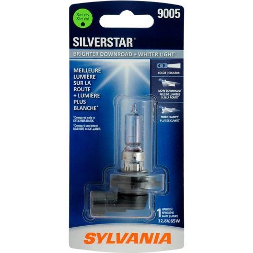 Ampoules de phare Sylvania SilverStar 9005, paq. 1