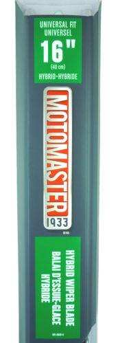 MotoMaster Hybrid Wiper Blade