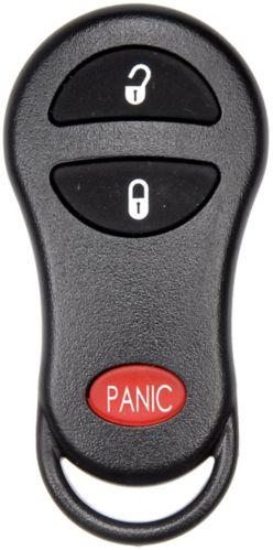Boîtier de rechange pour clé d'accès Dorman à 3 boutons