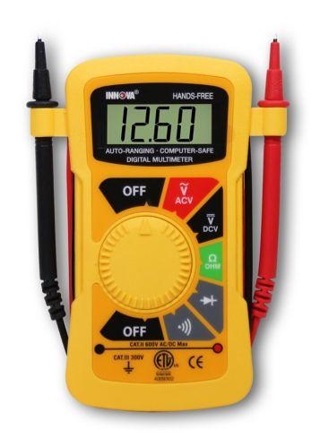 Multimètre numérique mains libres Innova 3300