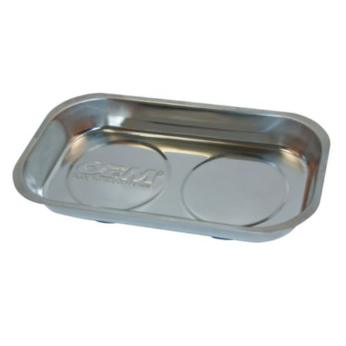 Rectangular Magnetic Tray, 9 x 5-in