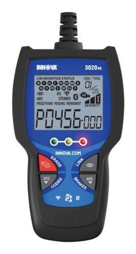 Innova 3020RS OBD2 Code Reader with ABS Product image