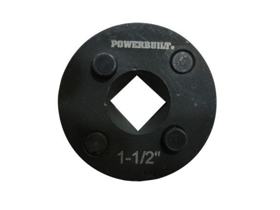 Powerbuilt 1-1/2-in. Rear Brake Disc Caliper Tool