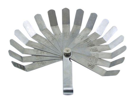 Blade Gauges, 16-blade