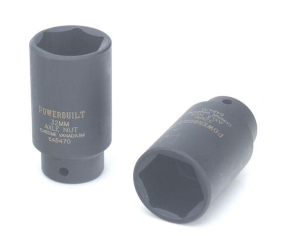32mm Axle Nut Socket