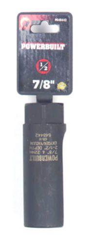 Oxygen Sensor Socket Bit