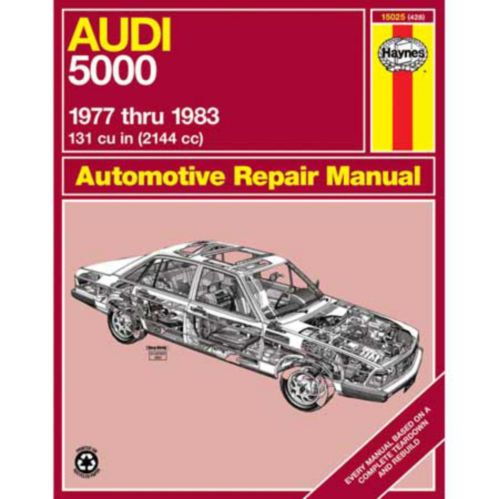 Haynes Automotive Manual, 15025