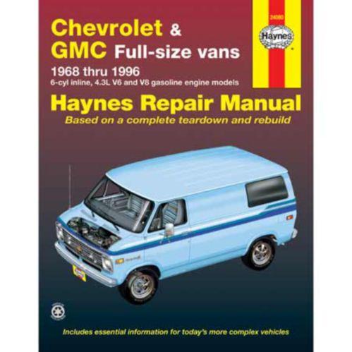 Haynes Automotive Manual, 24080