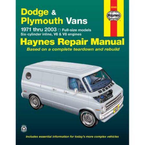 Haynes Automotive Manual, 30065