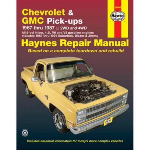Haynes Automotive Manual, 24064