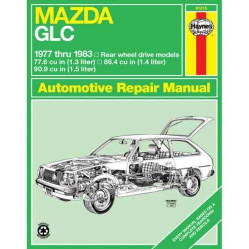 Haynes Automotive Manual, 61010