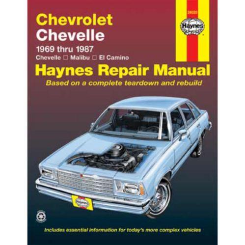 Haynes Automotive Manual, 24020