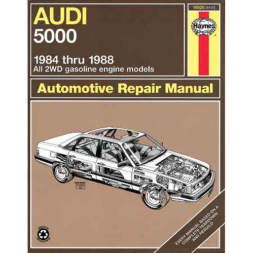 Haynes Automotive Manual, 15026