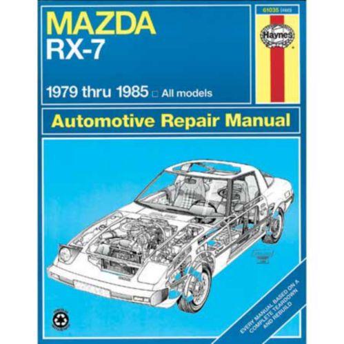 Haynes Automotive Manual, 61035
