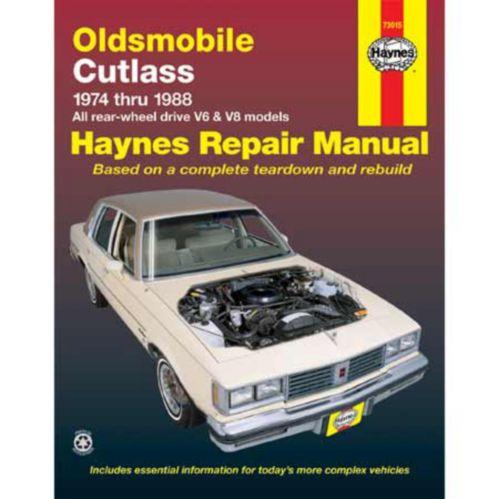 Haynes Automotive Manual, 73015