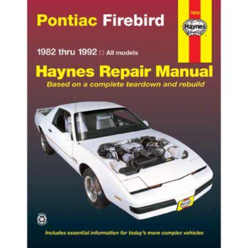 Manuel automobile Haynes, 79019