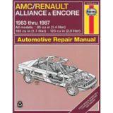 Manuel automobile Haynes, 14025