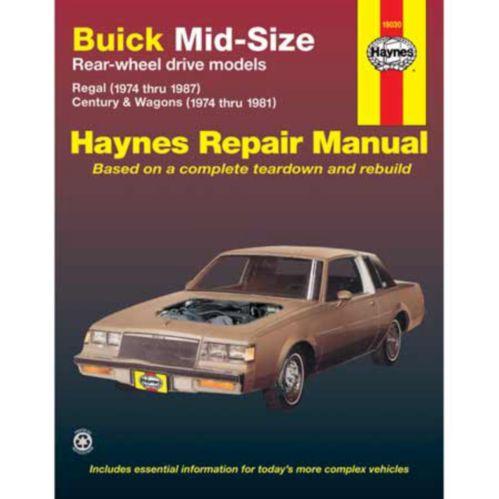 Haynes Automotive Manual, 19030