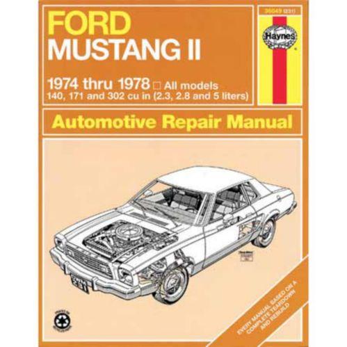 Haynes Automotive Manual, 36049