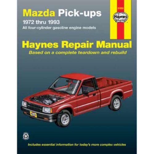 Manuel automobile Haynes, 61030
