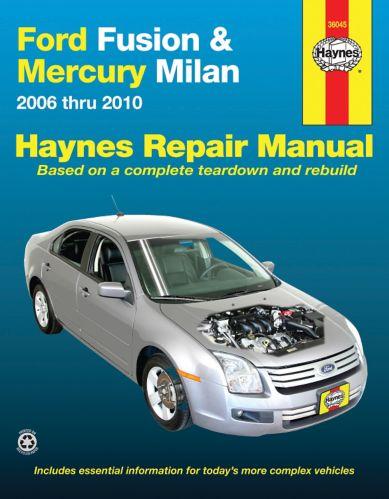 Haynes Popular Mechanics Auto Repair Manual
