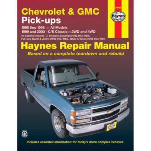 Manuel automobile Haynes, 24065
