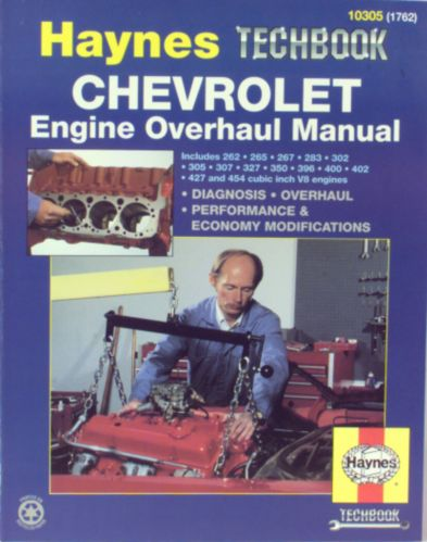 Manuel technique Haynes, Chevrolet