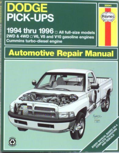Haynes Automotive Manual, 30041