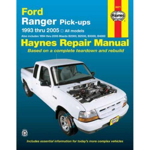 Haynes Automotive Manual, 36071 Product image