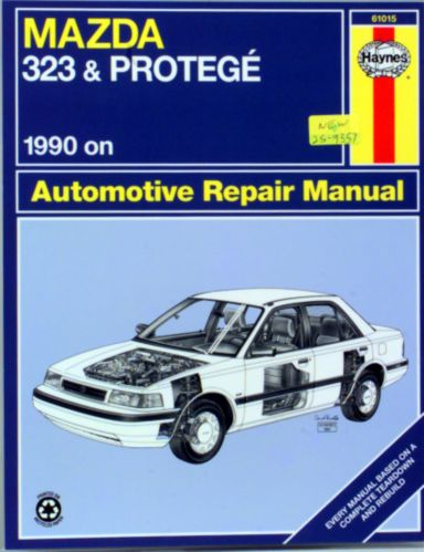 Haynes Automotive Manual, 61015
