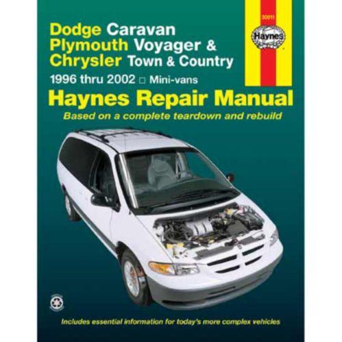 Haynes Automotive Manual, 30011