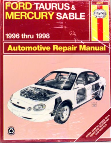 Haynes Automotive Manual, 36075 Product image