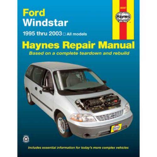 Haynes Automotive Manual, 36097