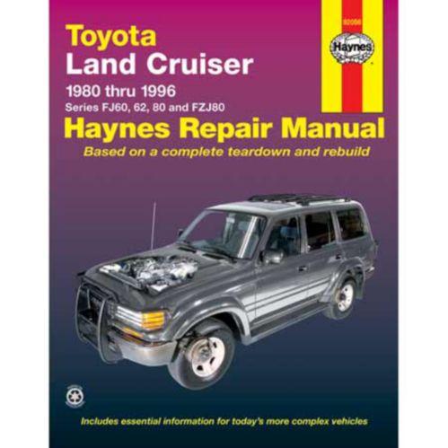Haynes Automotive Manual, 92056