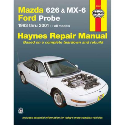Haynes Automotive Manual, 61042