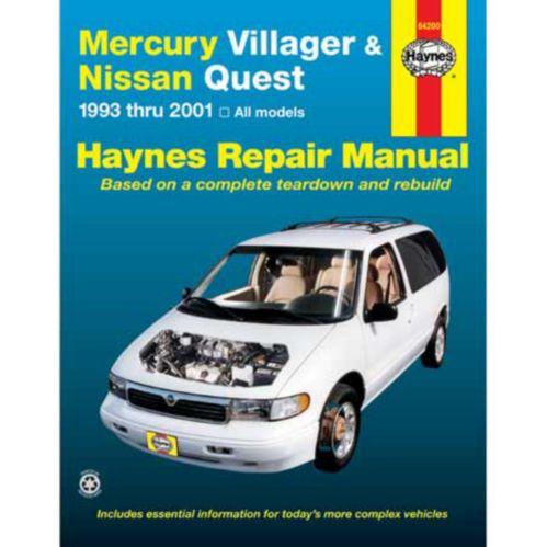 Haynes Automotive Manual, 64200