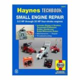 Haynes Techbook, Small Engine Repair, 5.5 to 20 HP | Haynes | Canadian Tire