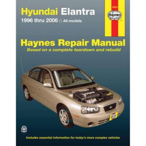 Haynes Automotive Manual, 43010 Product image