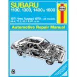 Haynes Automotive Manual, 89002